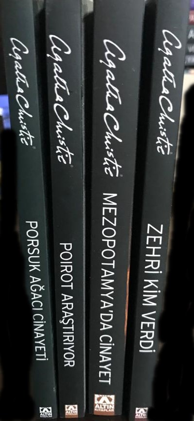 Agatha Christie Seti 4 (4 Kitap)