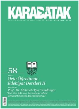 Karabatak Dergisi 58. Sayı