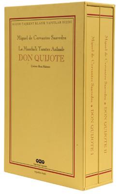 Don Quijote 2 Cilt Takım (Kutulu)
