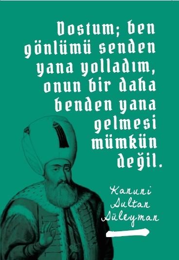 Kanuni Sultan Süleyman Defteri