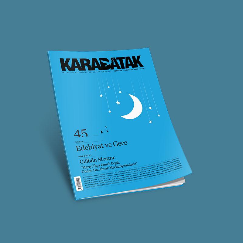 Karabatak Dergisi 45. Sayısı
