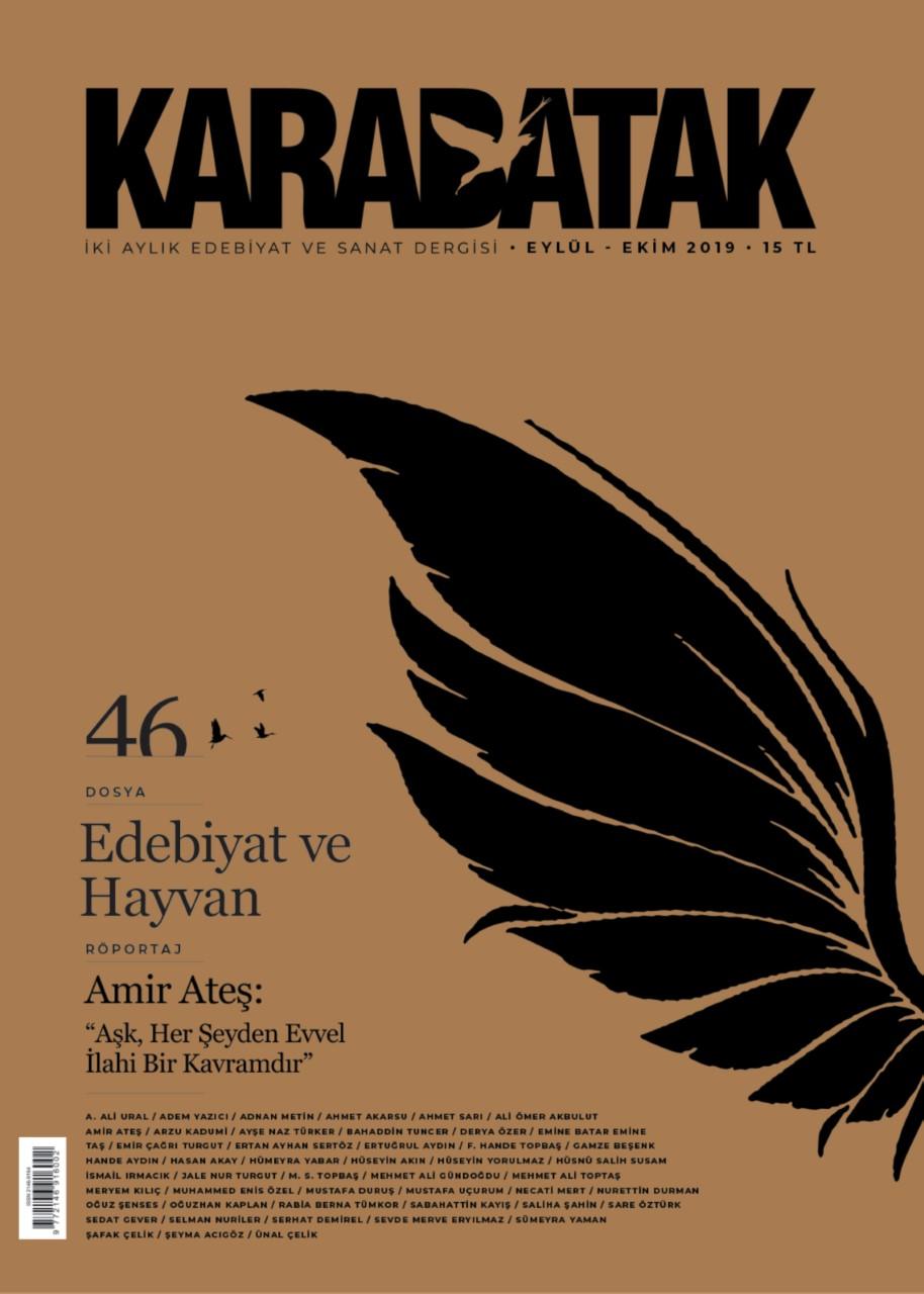 Karabatak Dergisi 46. Sayı