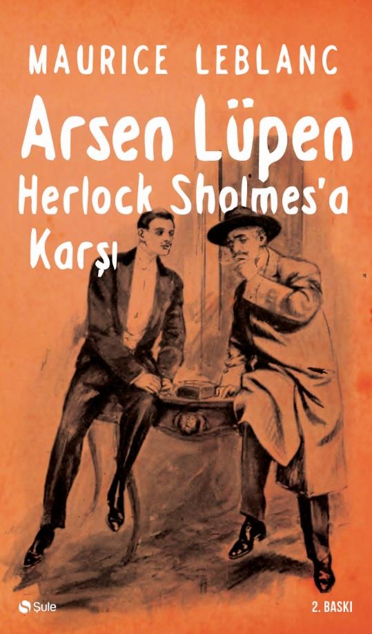 Arsen Lüpen Herlock Sholmes'a Karşı