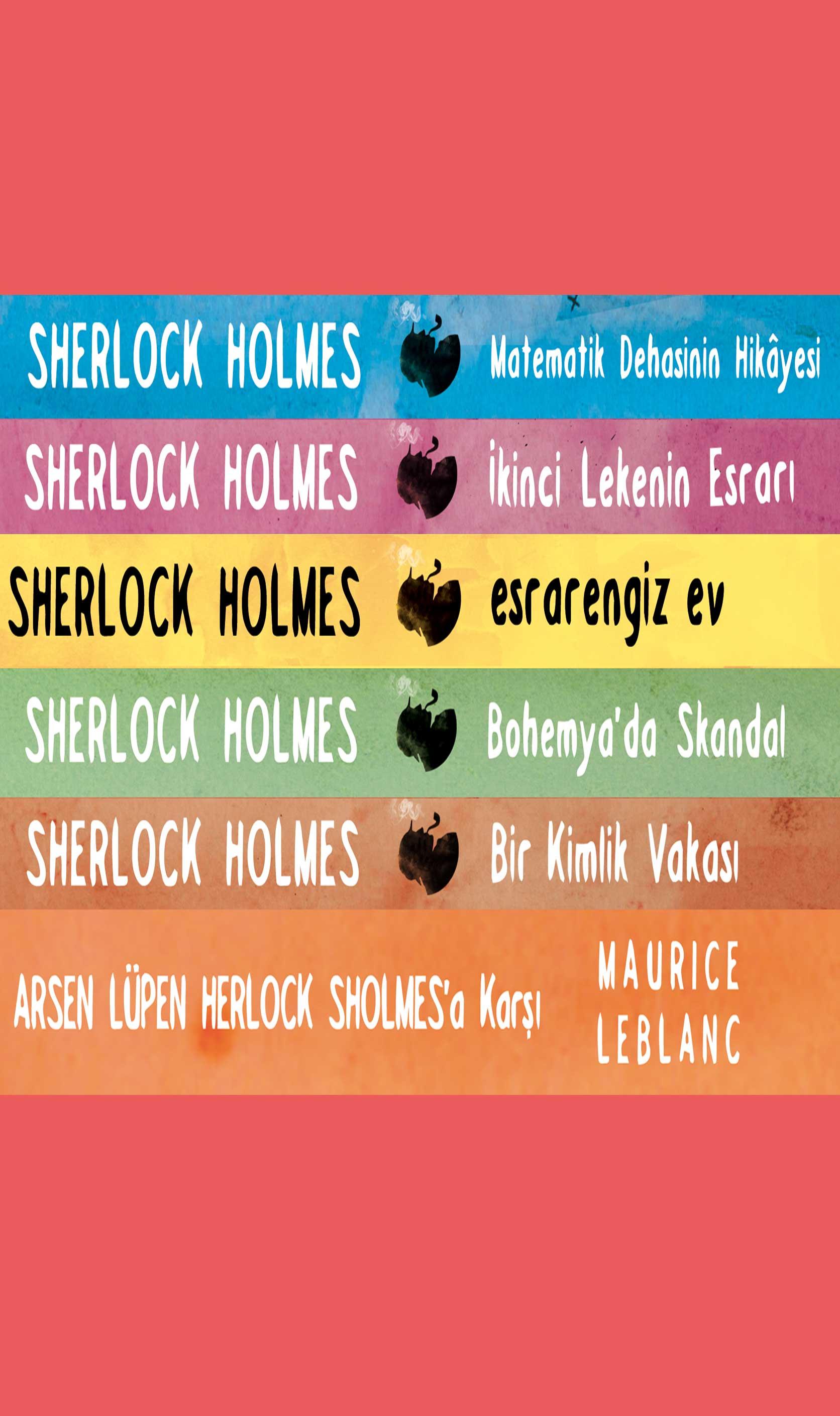 Sherlock Holmes Kitapları