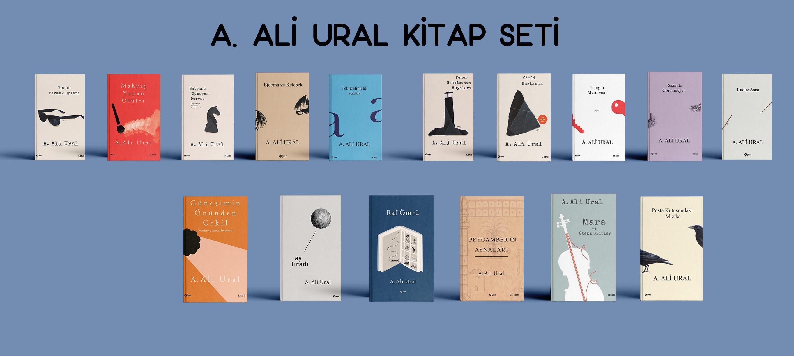 A. Ali Ural Kitap Seti