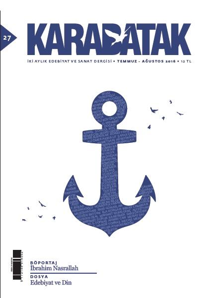 Karabatak Dergisi 27. Sayısı