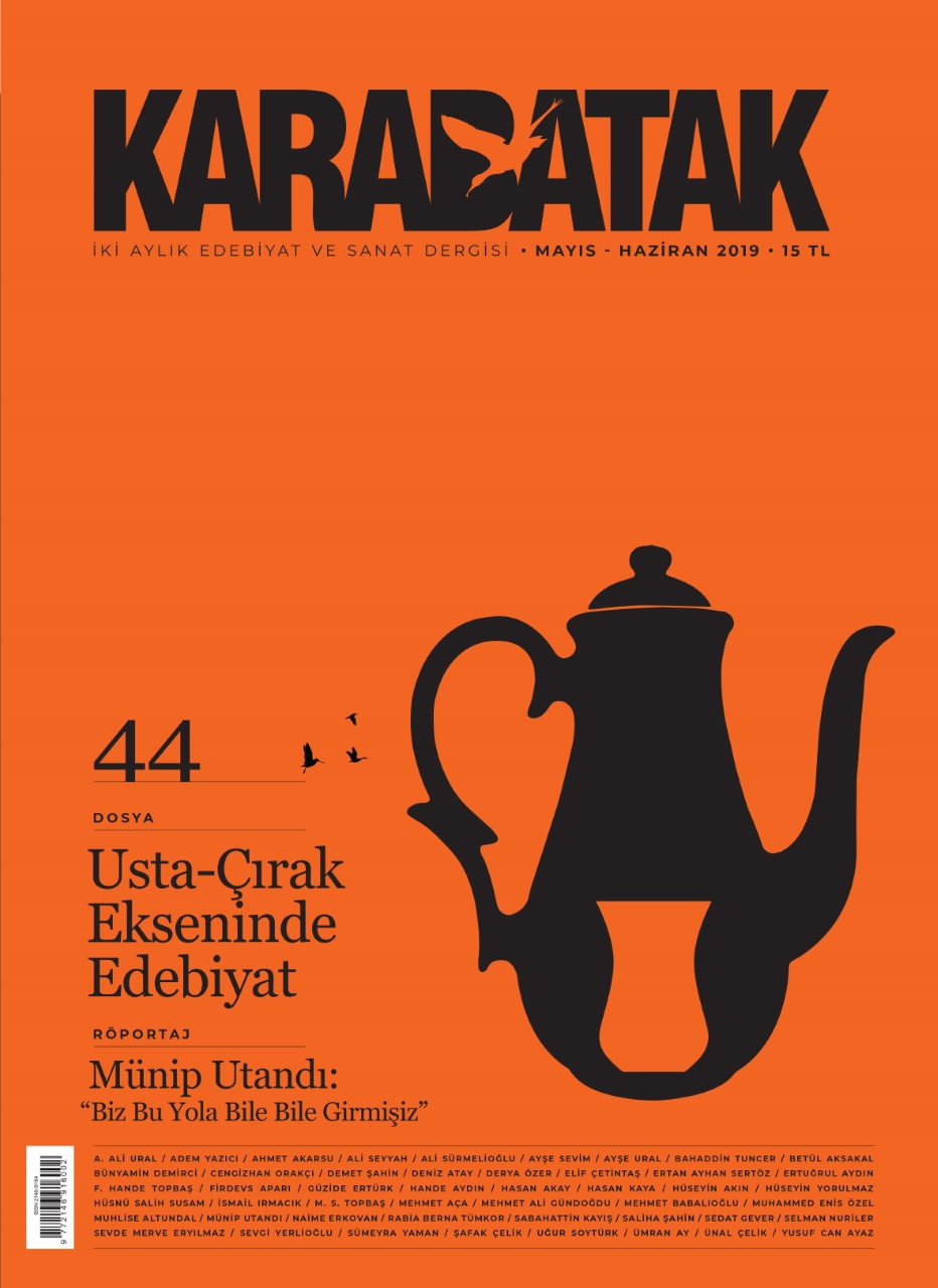 Karabatak Dergisi 44. Sayısı