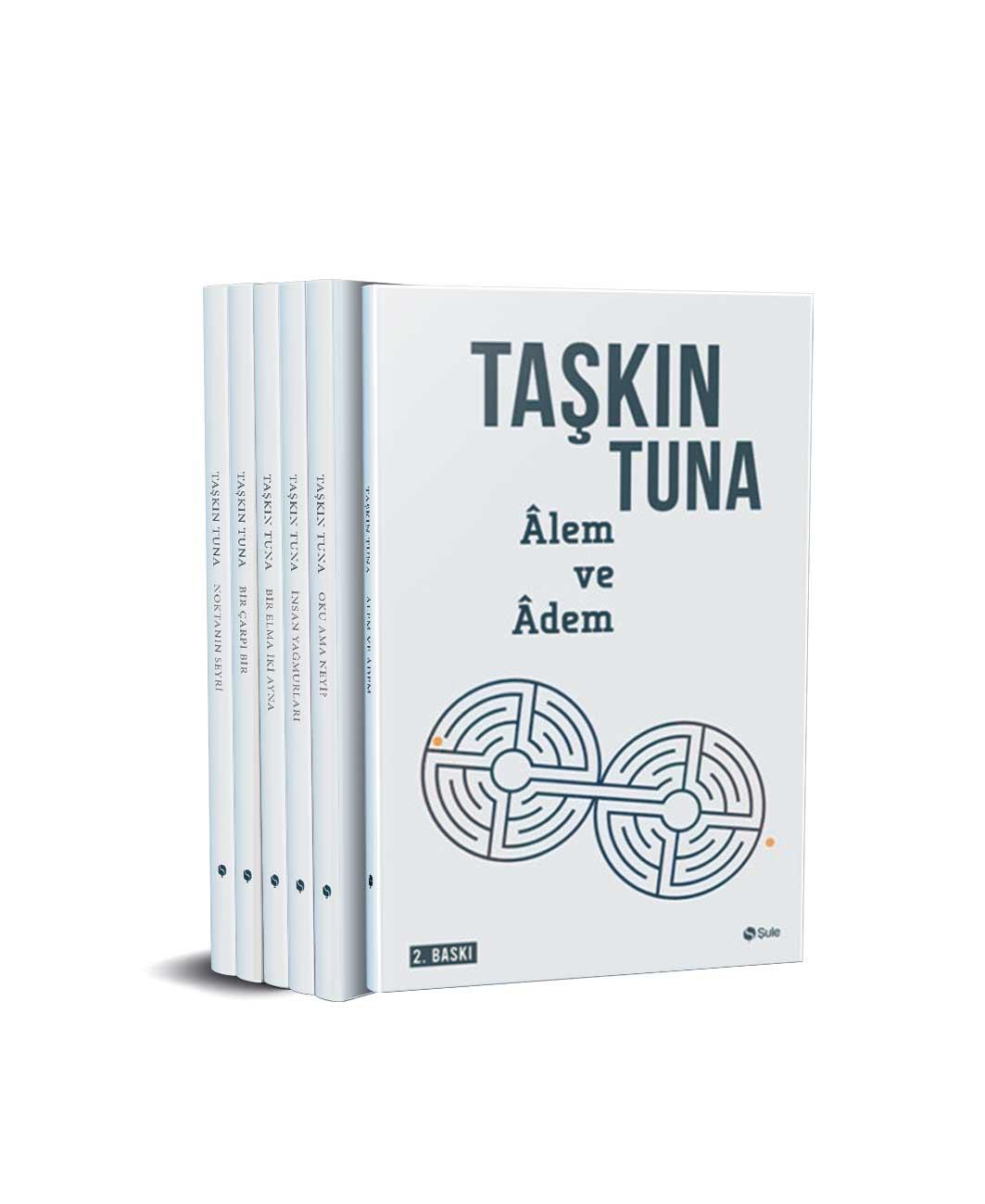 Taşkın Tuna Tasavvuf Seti - 6 Kitap
