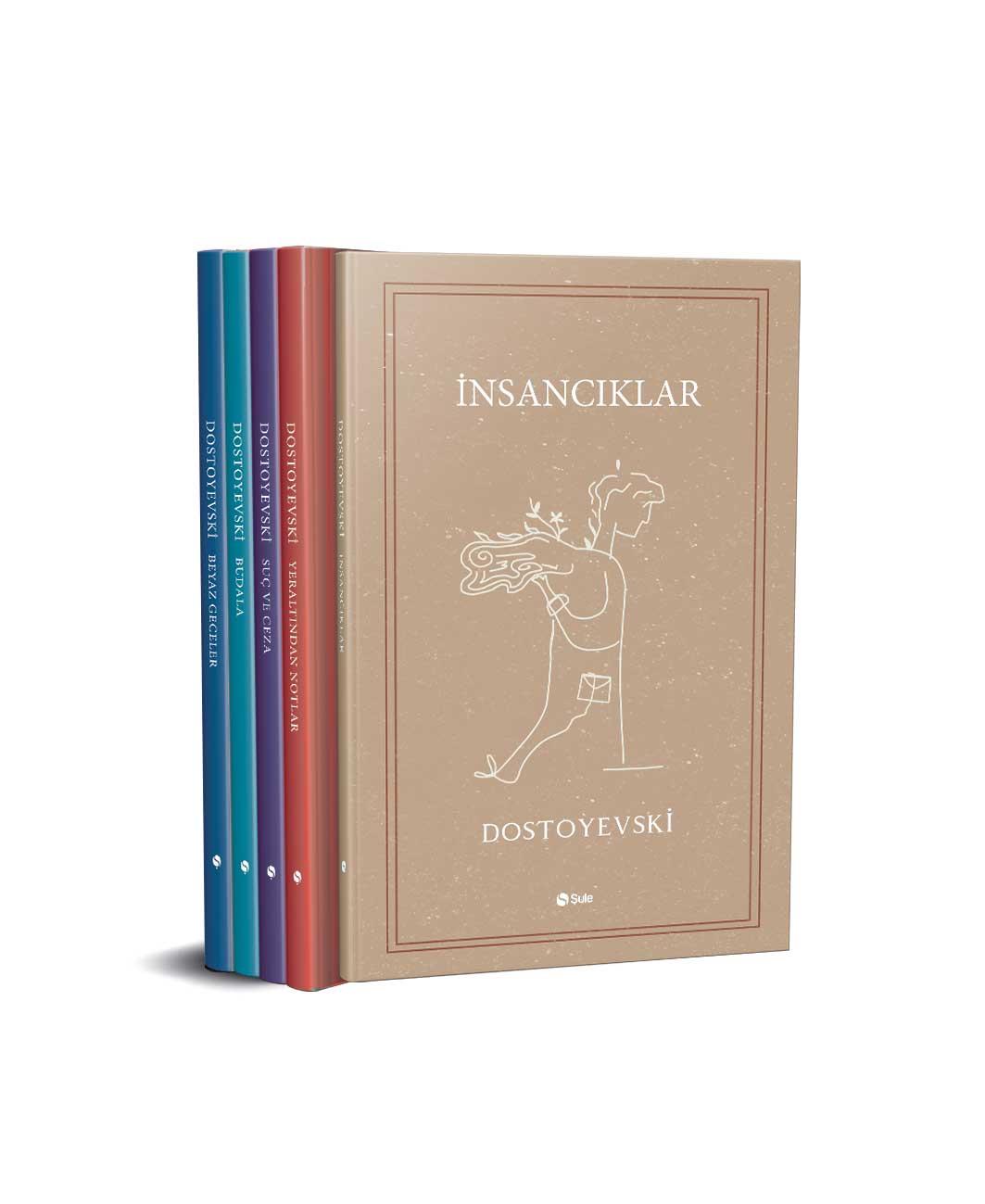Dostoyevski Seti - 5 Kitap